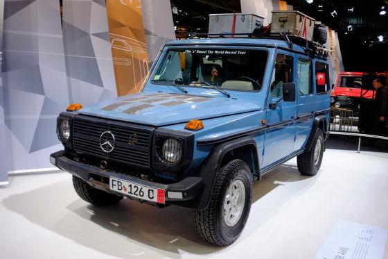 """Mercedes G-Modell """"Otto)"""
