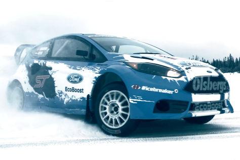 Ford Fiesta ST Rallycross (2014)