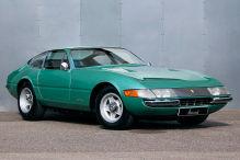 Grüner Ferrari-Traum zu verkaufen!