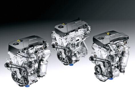 Neue kleine Motorengeneration von General Motors