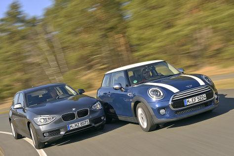 BMW 1er Mini