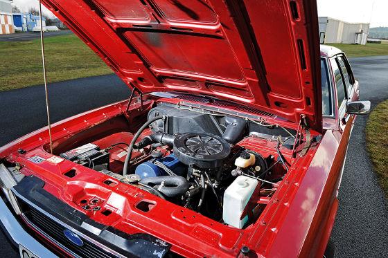 Ford Taunus TC II