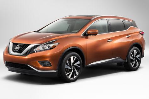 Nissan Murano (2014)