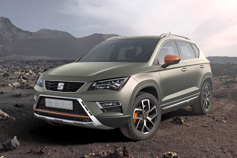 seat ateca x perience 2016 vorstellung motoren preise. Black Bedroom Furniture Sets. Home Design Ideas