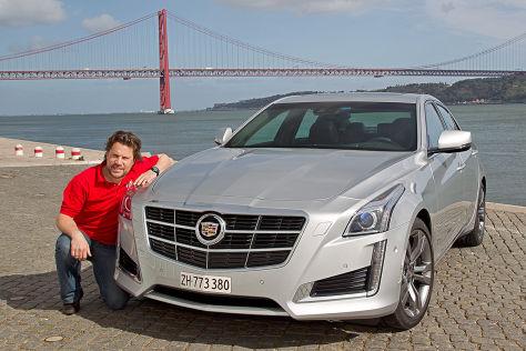 "Cadillac CTS 2.0 Turbo RWD ""Premium"": Fahrbericht"