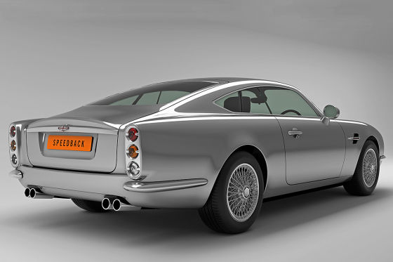 David Brown Automotive Speedback: Vorstellung