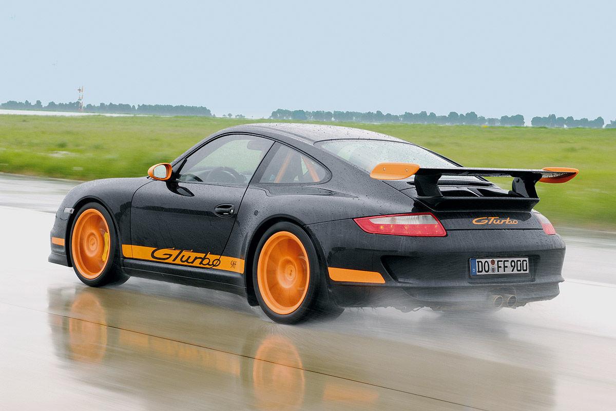 Automotive Corner: 9ff GT2 670 for Porsche 997