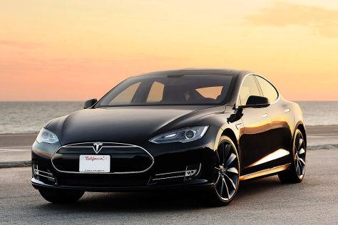 Unterbodenschutz für Luxus-Elektroauto