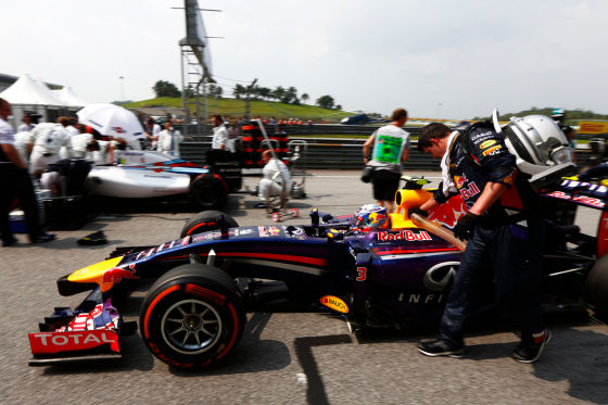 Die Formel 1 ist nicht mehr sie selbst