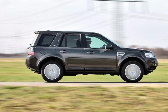 Range Rover Diesel leiden an Leckagen