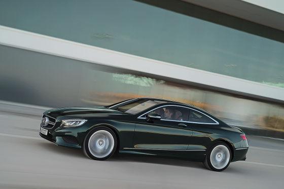 Mercedes S 500 Coupé 4Matic