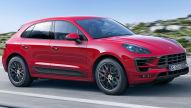 Porsche Macan GTS: Tokyo Motor Show 2015