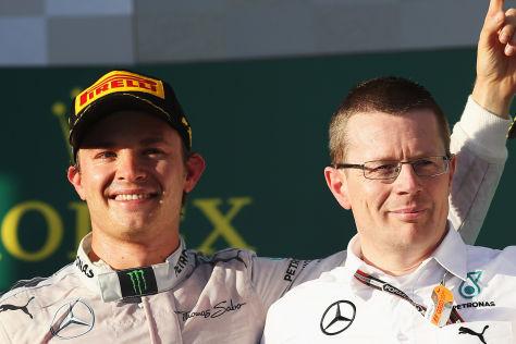 Rosberg & Cowell