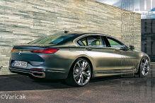 Maybach-Gegner von BMW