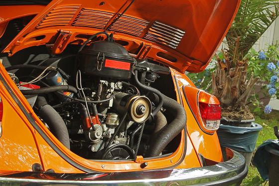 VW Käfer 1302 LS Cabriolet