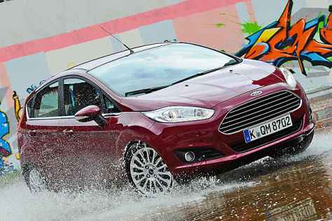 Ford Fiesta 1,0 Liter EcoBoost DSG