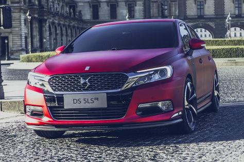 DS 5LS R: Concept Car