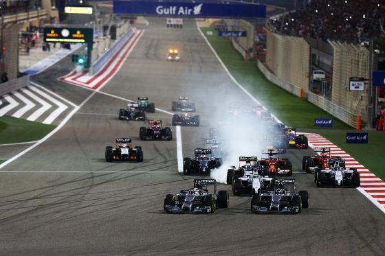 Start Bahrain 2014