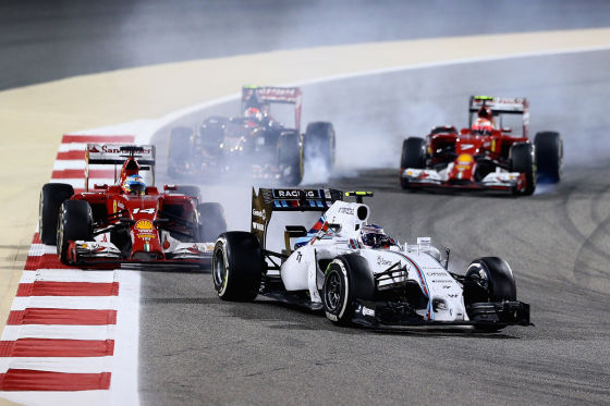 Williams & Ferrari