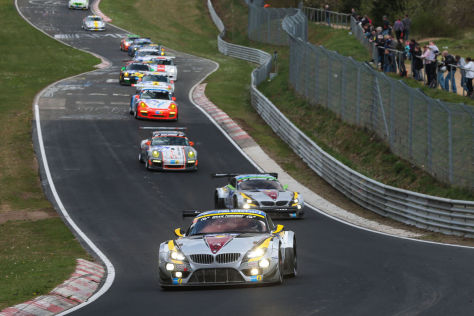 ADAC 24h-Rennen Nürburgring