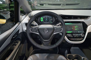 E-Opel im Connectivity-Check