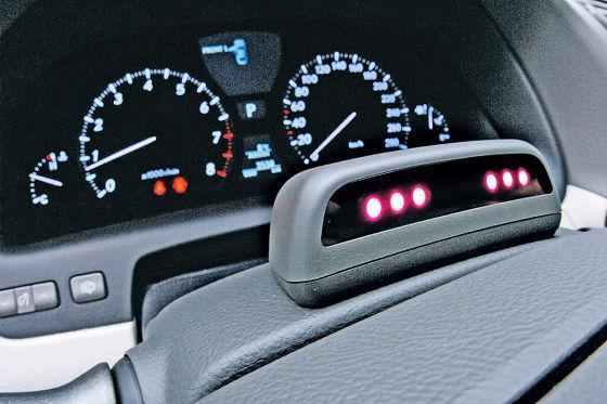 Gefühlserkennung im Lexus LS und GS