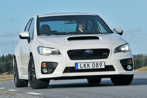 Subaru WRX STI: Fahrbericht