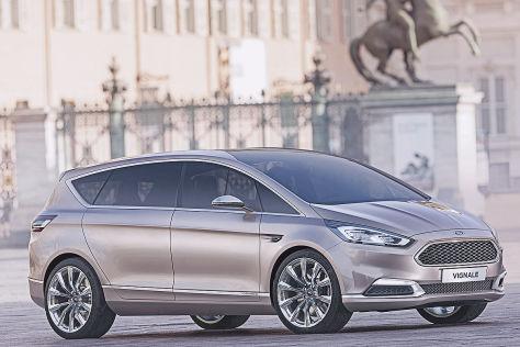 Ford S-Max Vignnale Concept