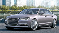 Audi A6 e-tron: Der Luxus-Hybrid f�r China