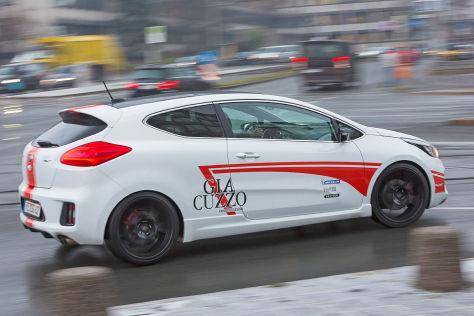 Giacuzzo Kia Pro Cee'd GT: Tuning
