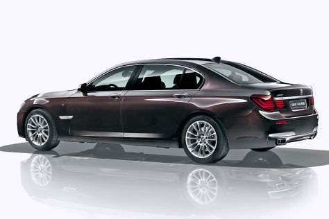 BMW 7er Horse Edition