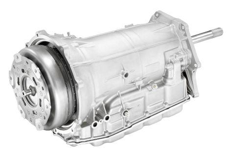 Neues Achtgang-Automatik-Getriebe für Corvette C7