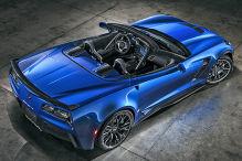 Corvette Z06 Cabriolet: NY 2014