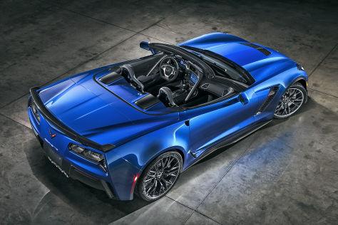 Corvette Z06 Cabriolet: New York Auto Show 2014