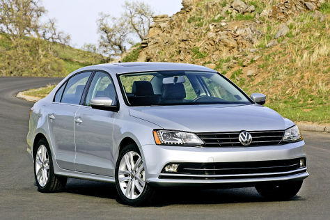 VW Jetta Facelift 2014