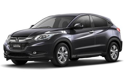 Honda SUV (Vezel): New York Auto Show 2014