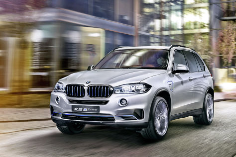 BMW X5 Plugin