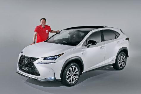 Lexus nx recenze
