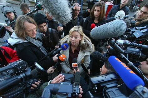 Michael Schumachers Managerin Sabine Kehm