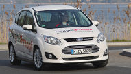 Ford C-Max Energi: Fahrbericht
