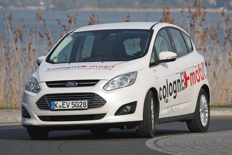 Ford C-Max Energi (2014): Fahrbericht