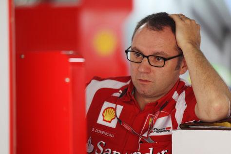 Marco Mattiacci ist ab sofort neuer Teamchef der Scuderia Ferrari