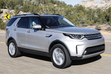 Land Rover Discovery Vision Concept: New York Auto Show 2014