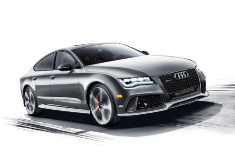 Audi RS7 Dynamic Edition