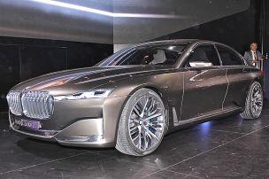 Der Maybach von BMW