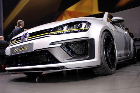 VW Golf R 400: Erste Bilder