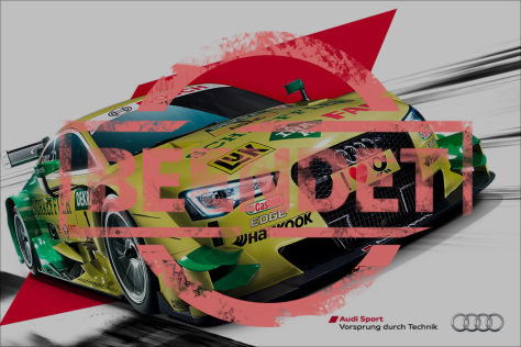 Jetzt kaufen: die Audi DTM Packages 2013