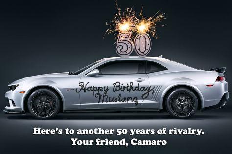 Chevrolet Camaro (2014)