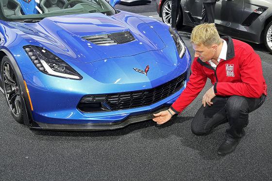 Corvette Stingray Z06 Cabrio