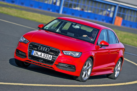 Audi A3 ist World Car of the Year